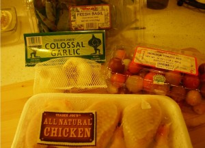 Trader Joe's Easy Chicken Dinner