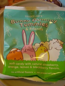 Trader Joe's Bunny Gummy Tummies