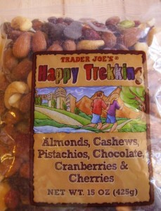 Trader Joe's Happy Trekking Trail Mix