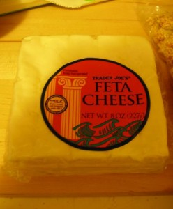 Trader Joe's Feta Cheese