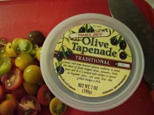 Trader Joe's Olive Tapenade