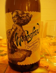Trader Joe's Wine: Winnefred Chardonnay, 2009