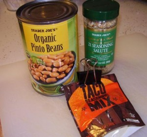 Trader Joe's Pinto Beans