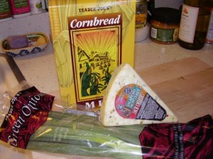 Cornbread for Meatless Monday
