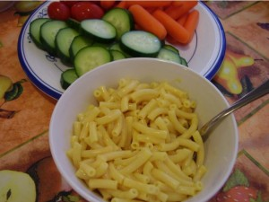 Meatless Monday: Mac & Cheese