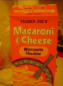 Trader Joe's Macaroni & Cheese