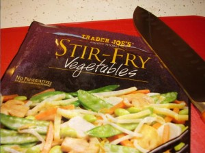 Trader Joe's Stir-Fry Vegetables