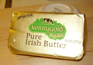 Imported Irish Butter