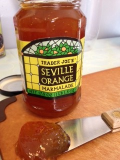Trader Joe's Seville Orange Marmalade